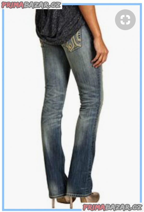 Nové Mek Oaxaca džiny - jeans