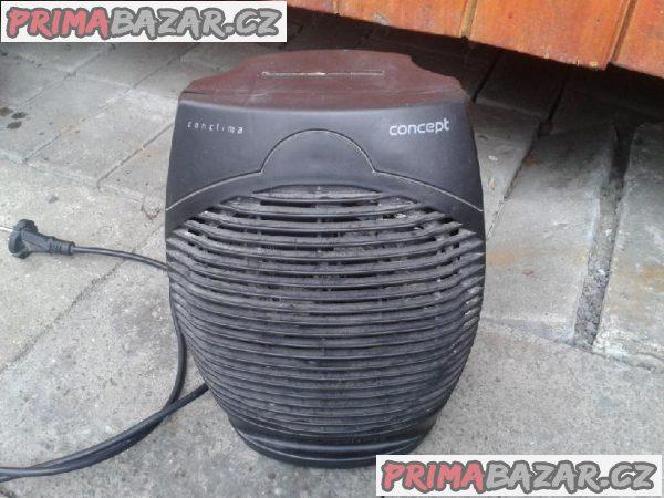 tepelny ventilator