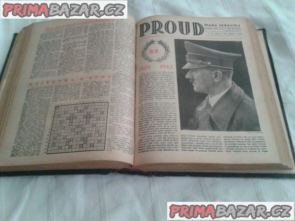 casopisy proud
