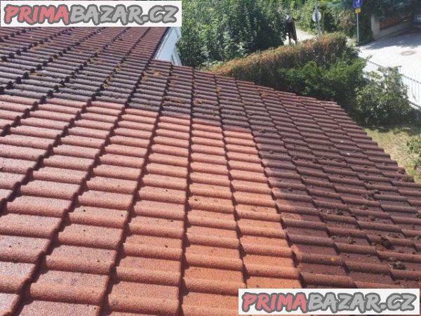 Ps Čištění fasád, střech a dlažby