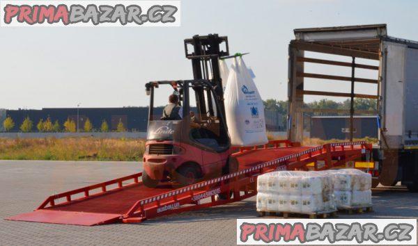 Mobilní nakládací rampy AUSBAU od výrobce
