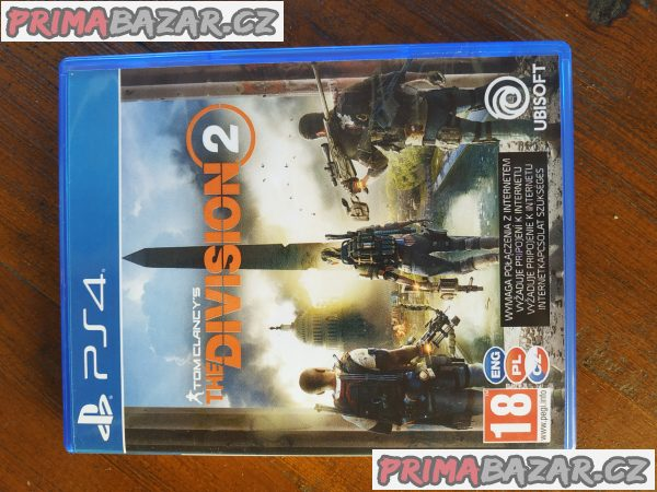Tom Clancy_s The Division 2 (CZ) (PS4)
