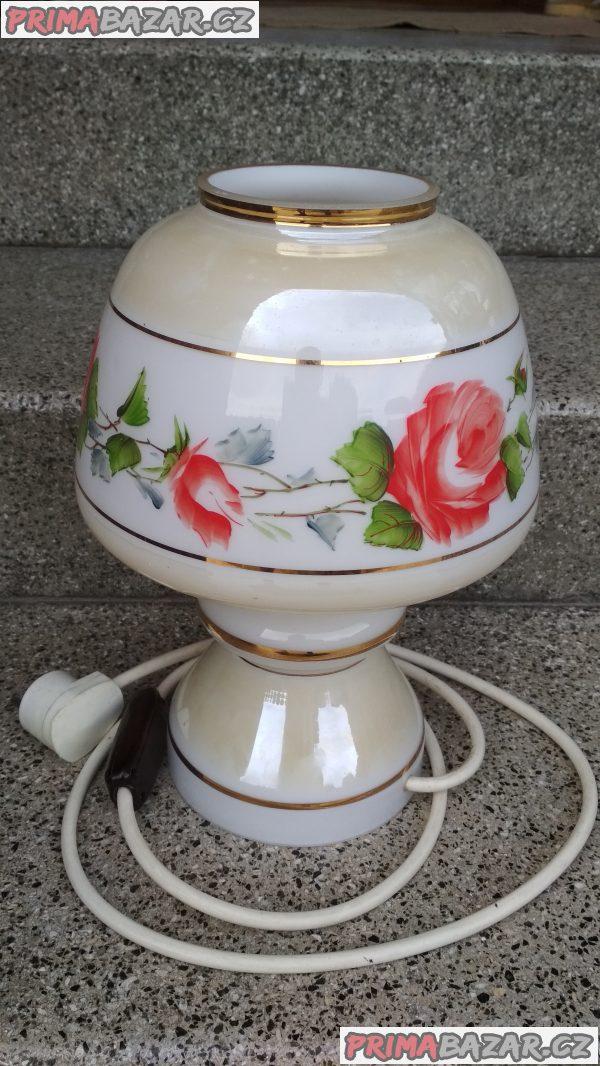 Retro lampička