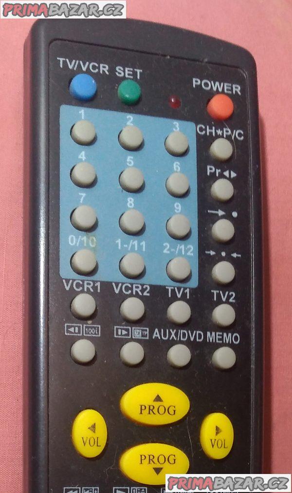 Univerzální dálkový ovladač Laudmann LM-365.
