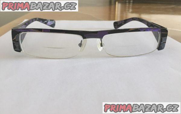 Moderní Alain Mikli dioptrické unisex brýle