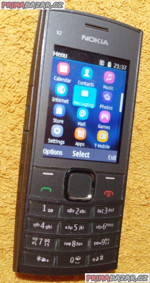 Nokia X2-05 + 3 DÁRKY!!!
