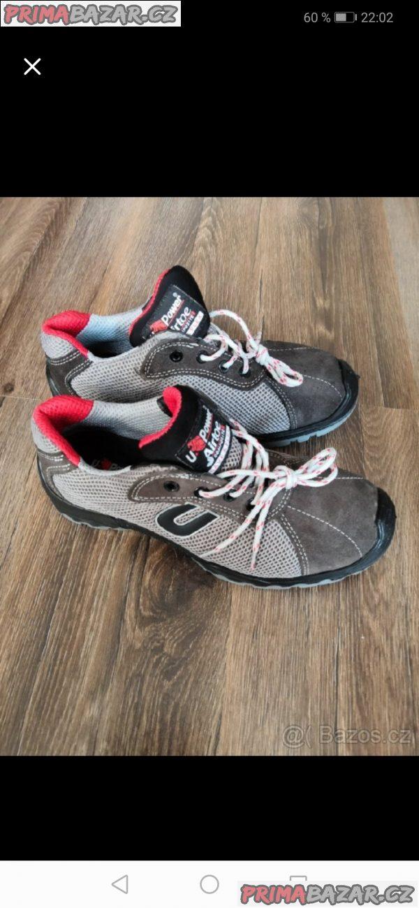 Pánské pracovní boty U Power