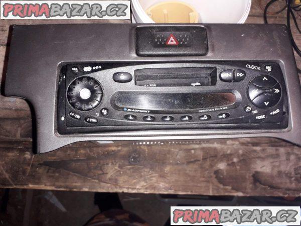 Rádio Nissan Primera