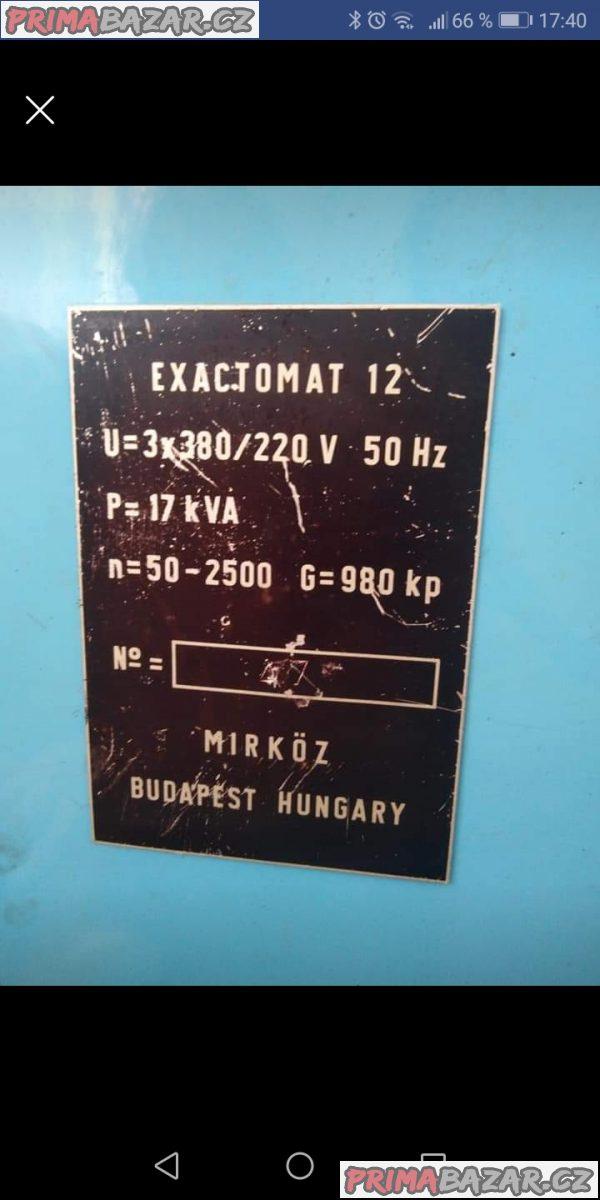 Exactomat 12