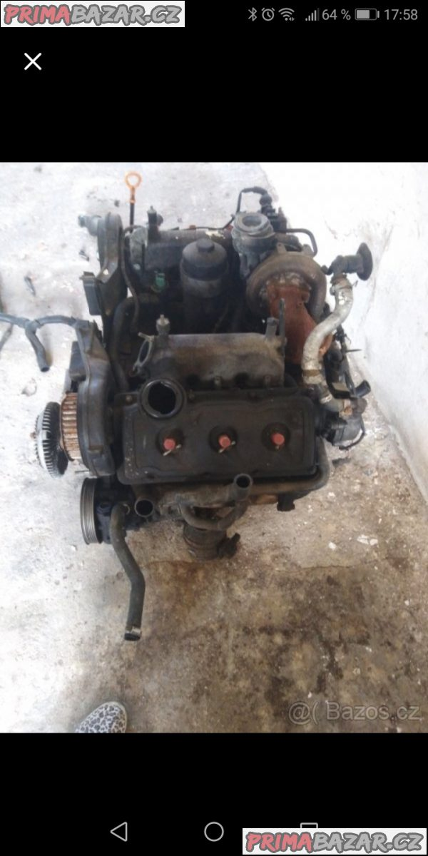 Motor Audi A6 2.5tdi