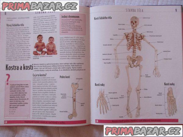 Atlas pro mládež - Lidské tělo