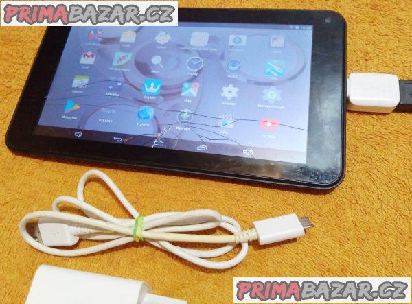 Tablet Lark FreeMe X4 7 HD - kužívání, opravě, nebo na náhradní díly!!!