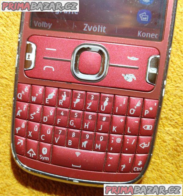 Nokia Asha 302 - funkční s 2 nedostatky!!!