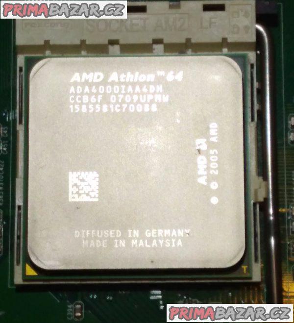 Foxconn RS690M03-8EKRFS2H + procesor- chladič- HDD- DVD a 2 GB RAM!!!