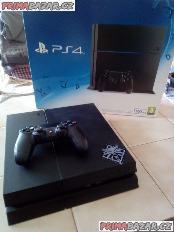 Konzole PS4 500gb