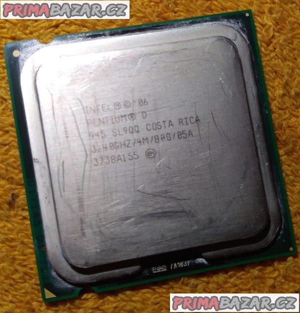 Fujitsu D2312-A23 GS1 + procesor- chladič- HDD- DVD a 2 GB RAM!!!