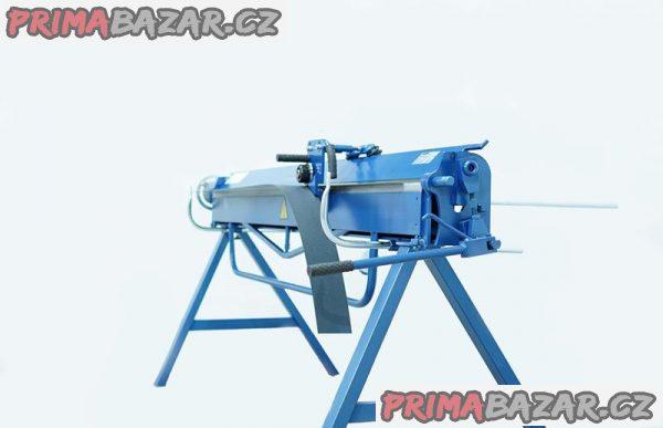 klempířské stroje, ruční ohýbačky 2m