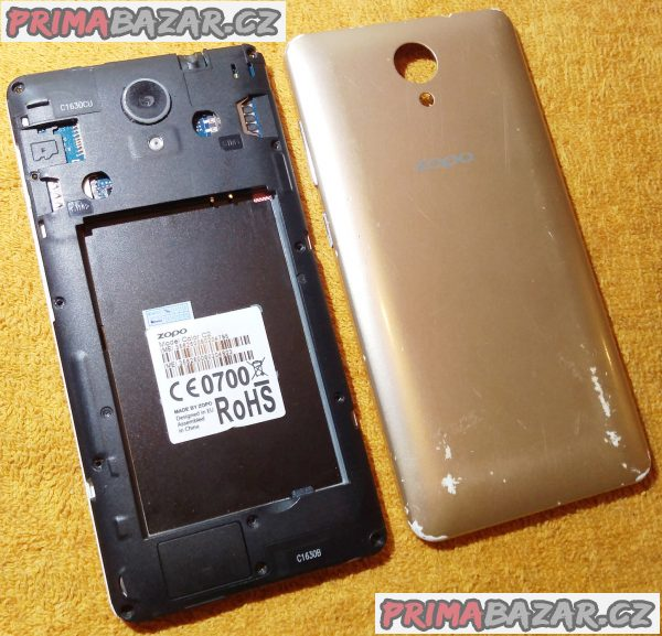 Zopo Color C2 na 2 SIM - k opravě nebo na ND!!!