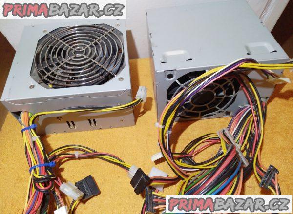 2x PC zdroj 230 a 300 W - LEVNĚ!!!