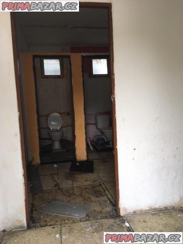 Unimobuňky sanitární