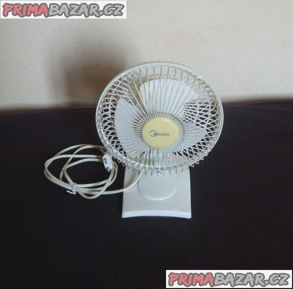 Stolní ventilace