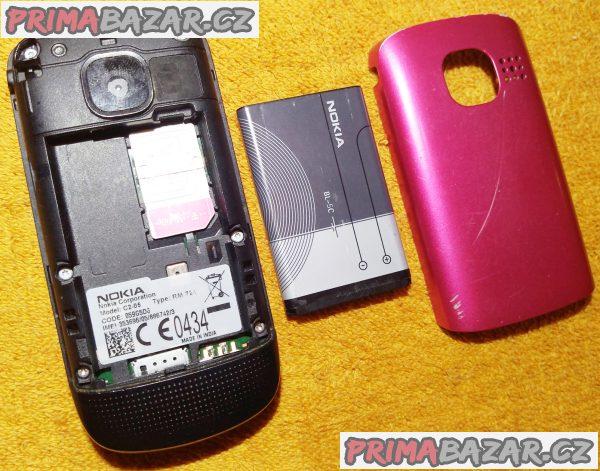 Výsuvná Nokia C2-05 + 3 DÁRKY!!!