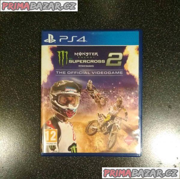 PS4 - Monster Energy Supercross 2