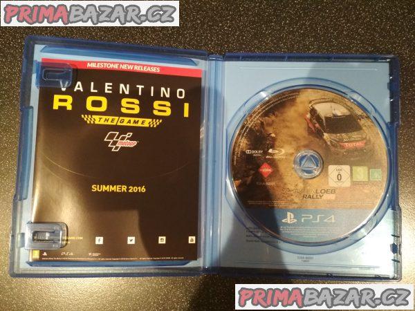 PS4 - Sebastien Loeb Rally Evo