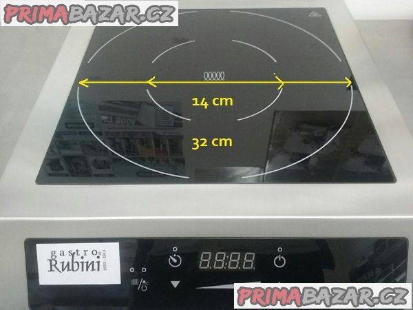 Indukční vařič stolní pr. 32 cm