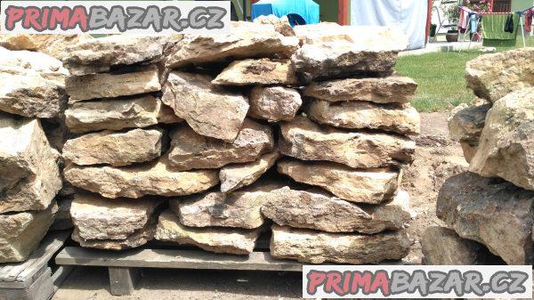 Prodej stavebního kamene TRAVERTIN