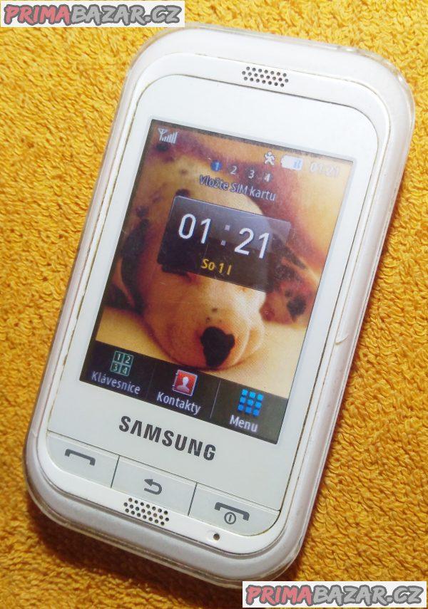Samsung GT-C3300K - s 2 nedostatky!!!