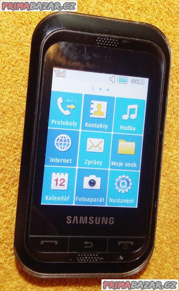 Mini dotykáč Samsung GT-C3300i + 6 DÁRKŮ!!!