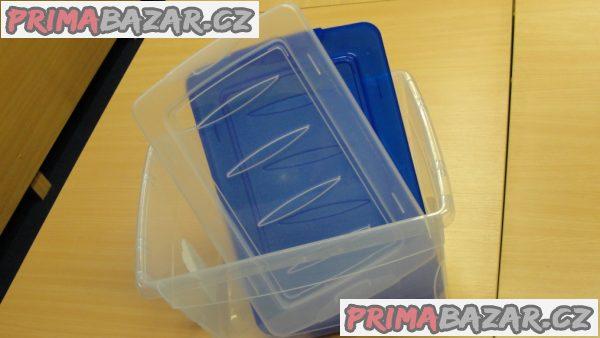 Prodám multifunkční plastové krabice - omnibox