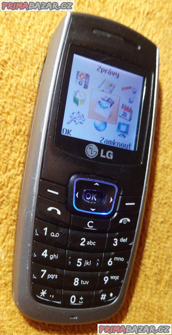 LG KG110 - vzhledově hezký + 2 DÁRKY!!!