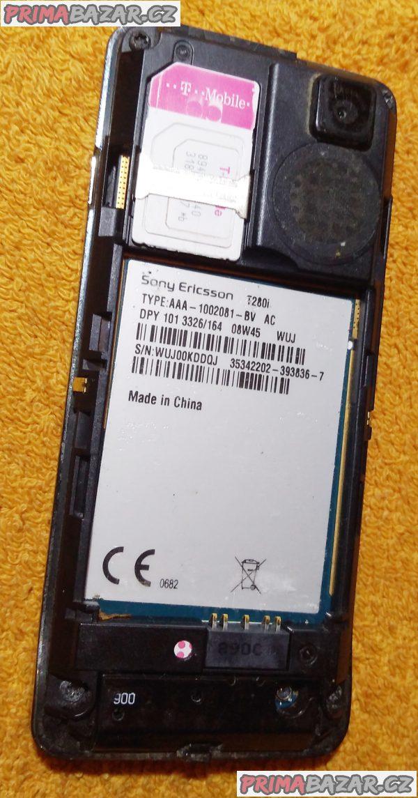 Sony Ericsson T280i - 2 DÁRKY!!!