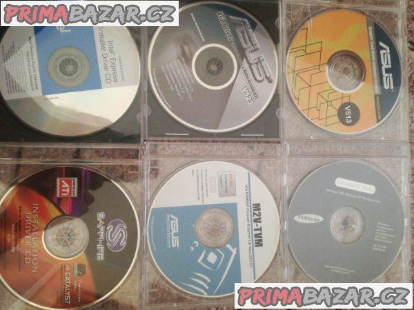 Instalacni dvd