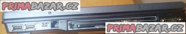 Notebook HP Compaq nc6320 - funkční bez HDD!!!