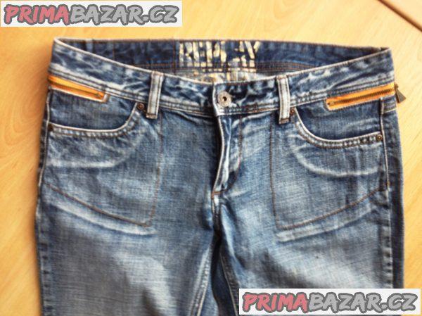 Jeans z USA značka REPLAY