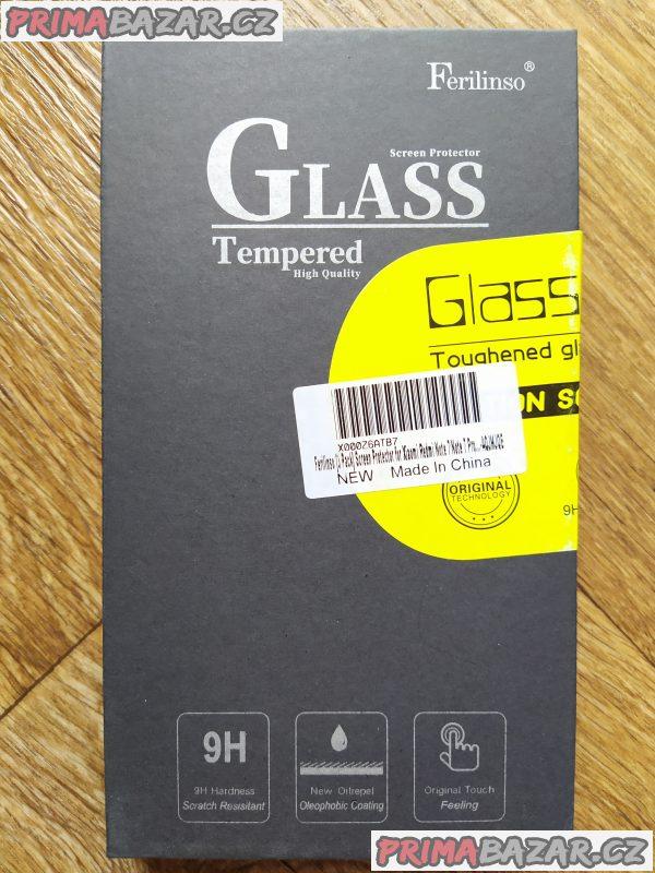 Xiaomi Redmi Note 7/S/PRO - Pancéřové sklo (3ks)