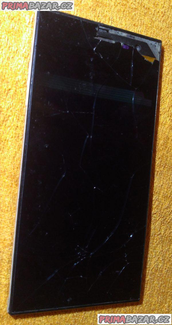Mobil Cube1 K55 na 2 SIM - na náhradní díly nebo k opravě!!!