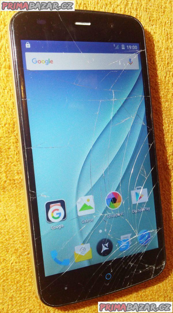 Allview P6 lite na 2 SIM - funkční s 3 nedostatky!!!