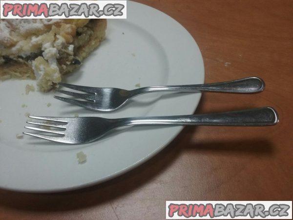 Vidličky kvalitní, výprodej à 15,-