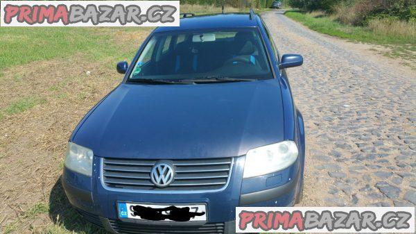 VW PASSAT VARIANT B5,5