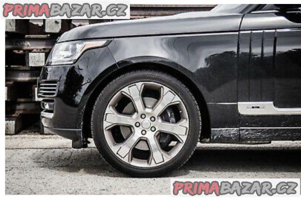 zánovní sada z předváděčky orig. Land Rover r22