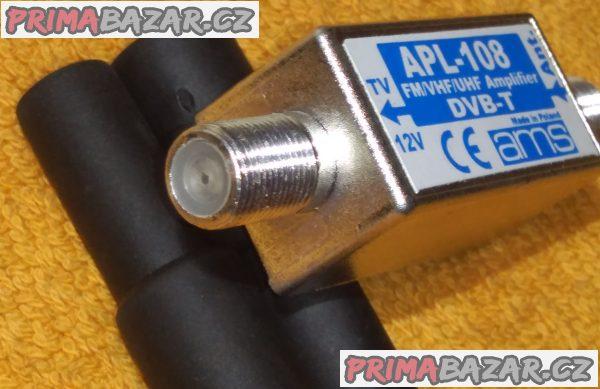 Anténní zesilovač APL-108 - nepoužitý!!!