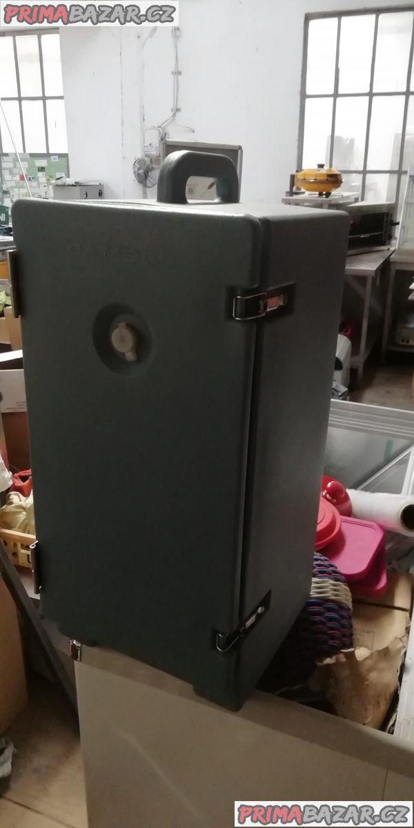 Termobox,  kvalitní izolace