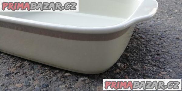 Zapékací porcelánová mísa