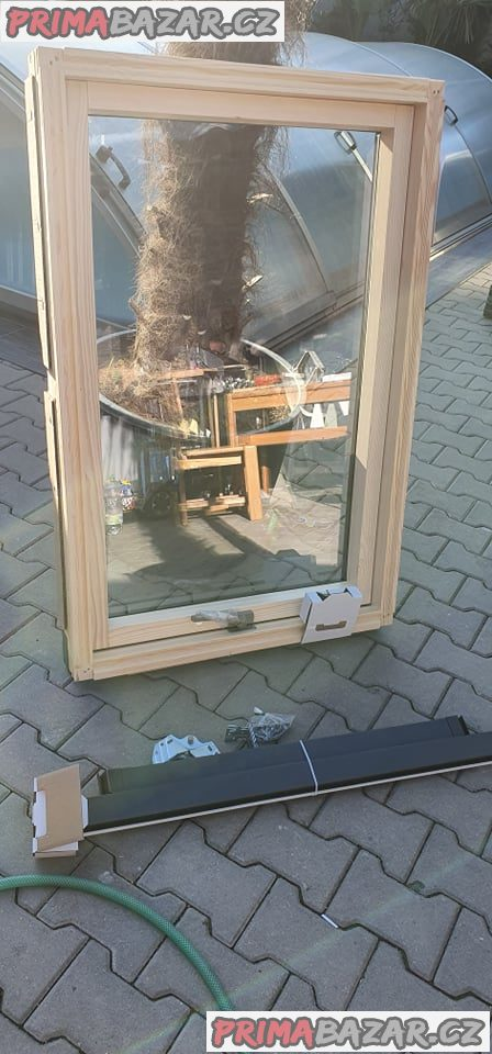 nová střešní okna dachstar nepoužitá