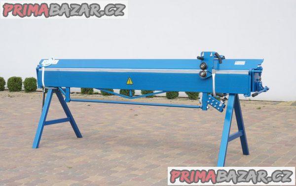 Ruční ohýbačka plechu ZGR 2640/0,8 - 1mm