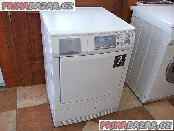 Sušička prádla AEG LAVATHERM 58830 až na 7 kg prádla
